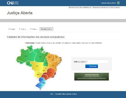 Link permanente para: Cartórios em todo Brasil