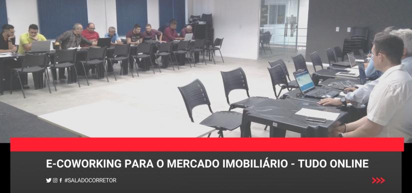 e-Coworking imobiliário